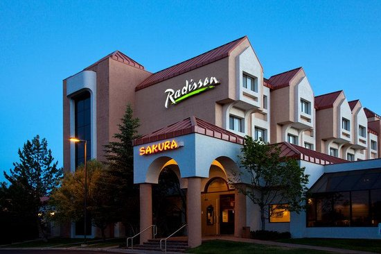 Woodlands Hotel: RadissonWoodlandsHotel Flagstaff Exterior