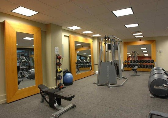 DoubleTree Hotel Syracuse: Fitness Center