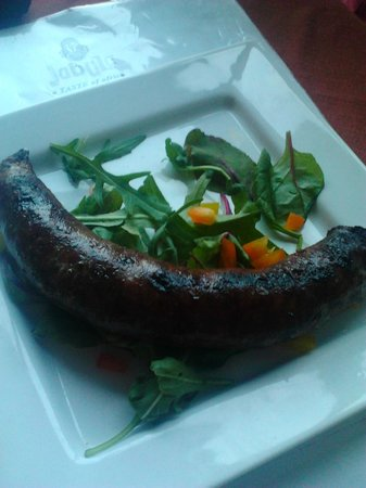 Ellesmere Port, UK: Boerewors