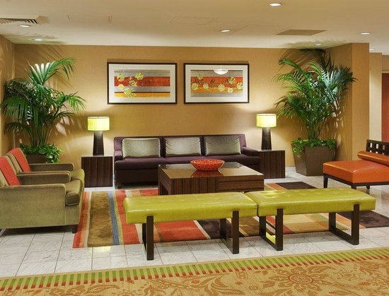 Holiday Inn San Francisco Golden Gateway: Hotel Lobby