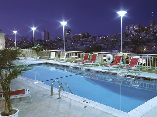 Holiday Inn San Francisco Golden Gateway: San Francisco Hotel swimming pool