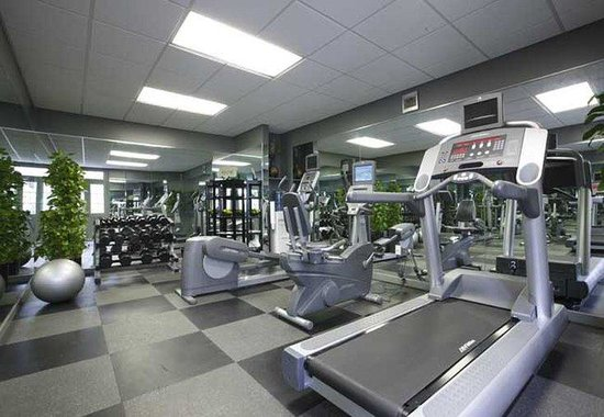 Dauphine Orleans Hotel: Fitness Center