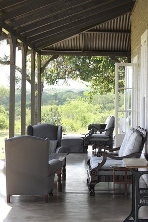 Sabi Sabi Private Game Reserve, Afrique du Sud : Nice place to relax between tours