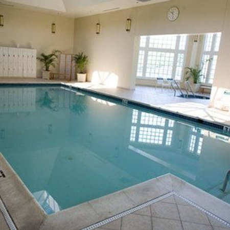 The Founders Inn and Spa: Indoor Pool