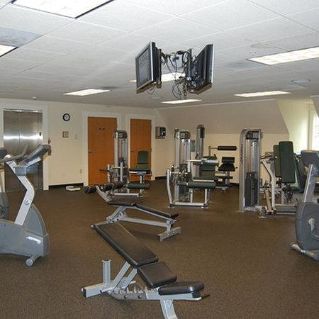The Founders Inn and Spa: Fitness Center