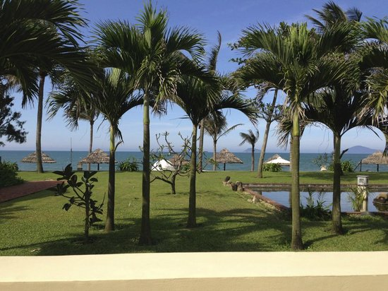Victoria Hoi An Beach Resort & Spa: view from room