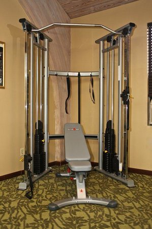 Battle Creek, MI: Fitness Center