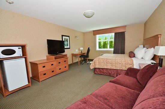 BEST WESTERN Sicamous Inn: Mobility Accessible Guest Room