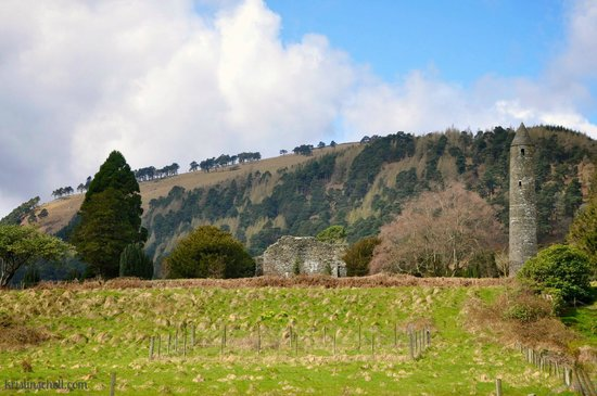 County Meath, Ireland: Glendalough Monastary