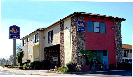 Photo of Best Western Sandman Motel Sacramento