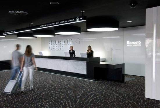 Barcelo Sants: Other Hotel Services/Amenities