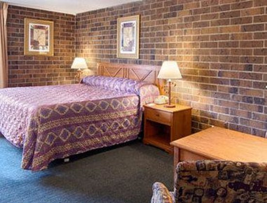 Ramada Inn and Suites Glenwood Springs: Standard King Bed Room