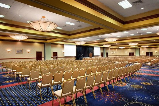 Capitol Plaza Hotel: Meeting Space Ballroom