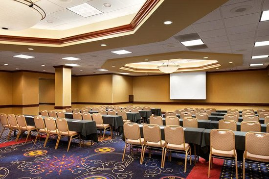 Capitol Plaza Hotel: Meeting Space Class Room