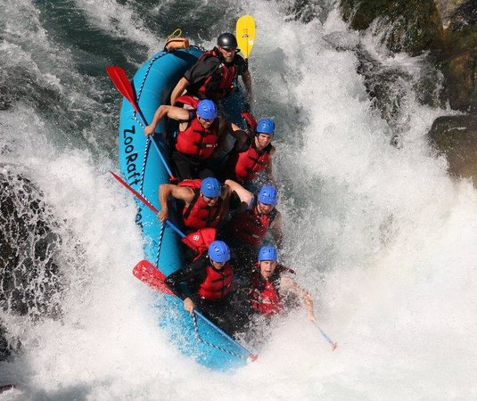 ‪‪BEST WESTERN PLUS Hood River Inn‬: White Water Rafting‬