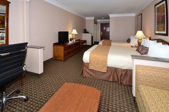 BEST WESTERN PLUS Suites Hotel: Guest Room
