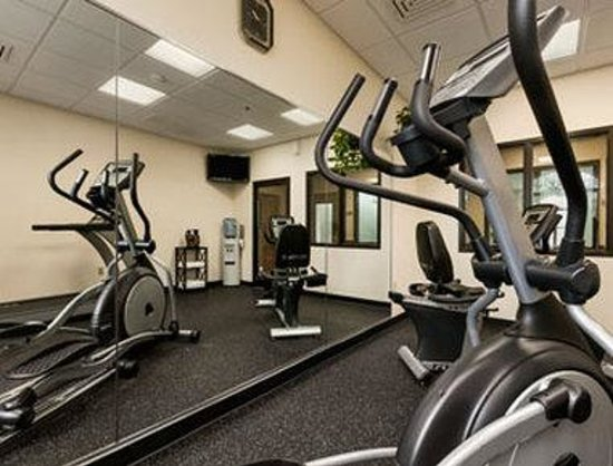Baymont Inn Asheville / Biltmore Estate: Fitness Centre