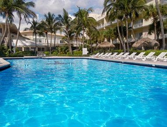 Thunderbird Beach Resort Hotel Miami: Pool