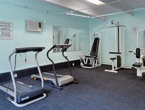 Thunderbird Beach Resort Hotel Miami: Fitness Center
