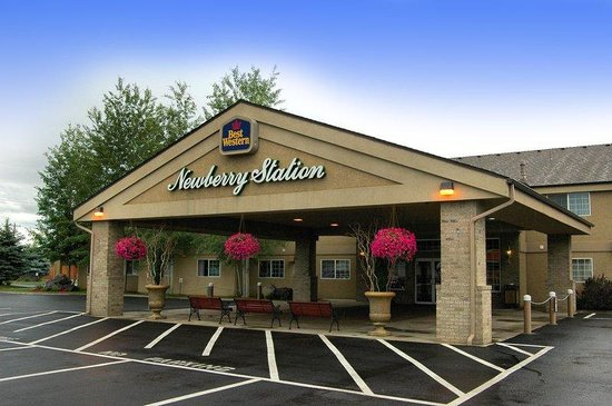 BEST WESTERN Newberry Station: Exterior