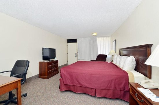 BEST WESTERN Mezona Inn: Executive King Guest Room