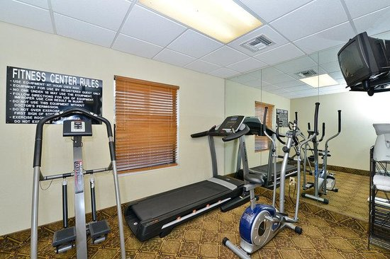 Rayne, LA: Exercise Facility
