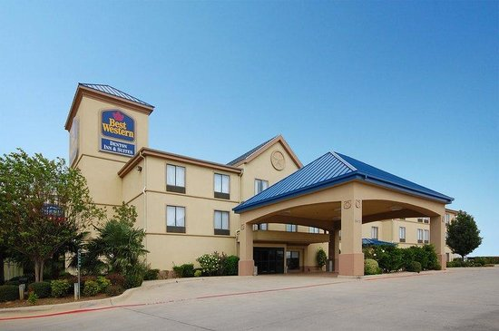BEST WESTERN PLUS Denton Inn & Suites: Exterior