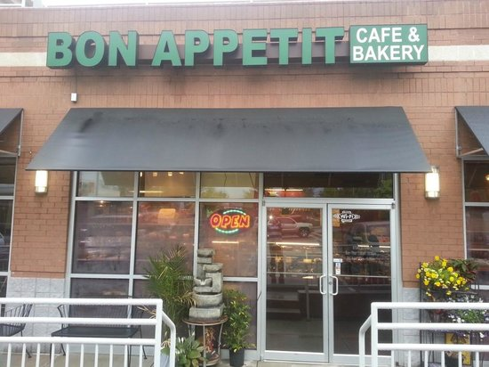 Ellicott City, MD: Bon Appetit cafe &amp; Bakery