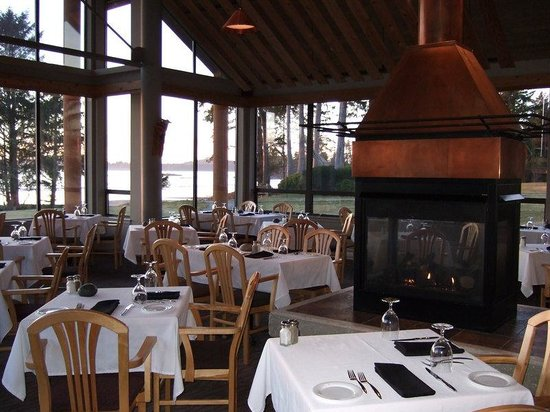 BEST WESTERN Tin Wis Resort Lodge: Restaurant