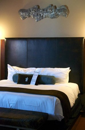 Iron Horse Hotel: Wheelchair accessible bedroom