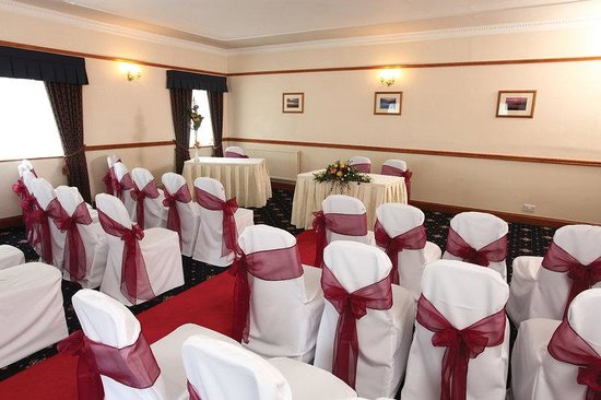 BEST WESTERN Heronston Hotel: Wedding Events
