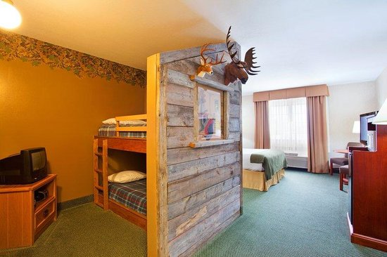Holiday Inn Express Ludington: Kidsuite