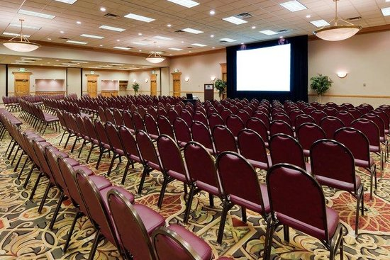 Holiday Inn Cincinnati-Airport: Ballroom - Theater Style