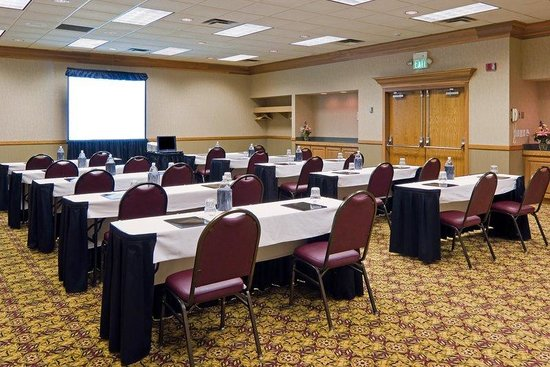 Holiday Inn Cincinnati-Airport: Meeting Room - Classroom