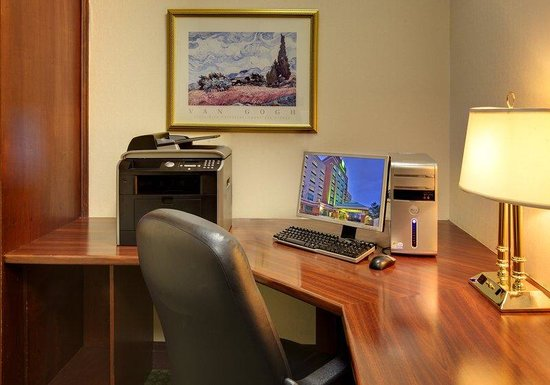 Oakville, Canada: Complimentary 24 Hour Business Centre