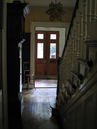 Sudbury, UK: View of entrance hall