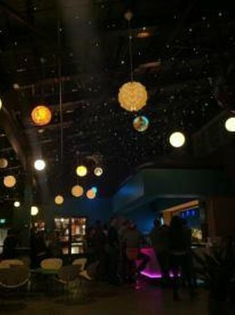 Moonrise Hotel: Rooftop Terrace Bar