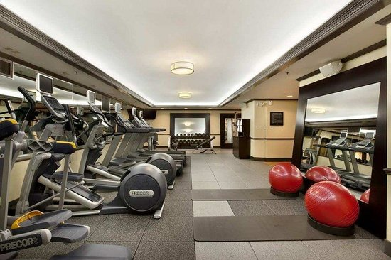 Hilton Orrington: Fitness Center