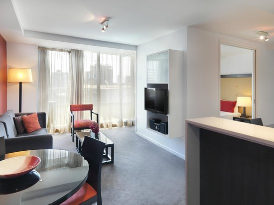 Adina Apartment Melbourne Northbank Hotel