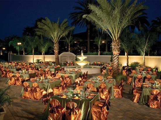 Saddlebrook Resort Tampa: Banquets