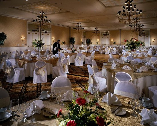 Hilton Greenville: Ballroom