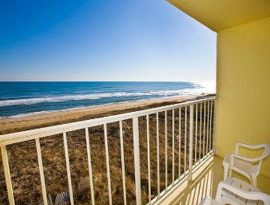 Ramada Plaza Nags Head Beach : Ocean View 