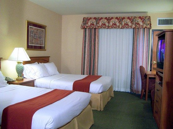 Elk Grove CA Hotel Double Bed Guest Room