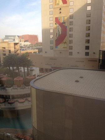 Golden Nugget: View from room 823