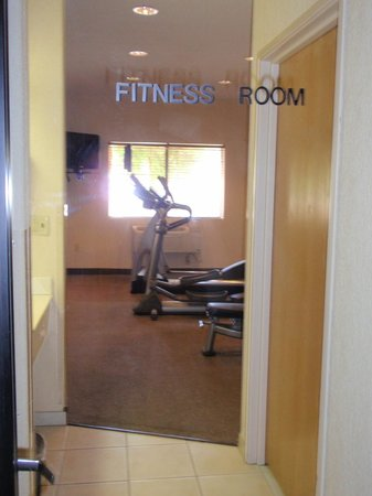 Fairfield Inn Tucson at Airport: fitness room