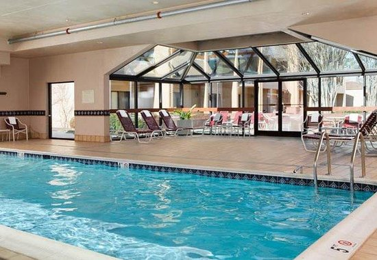 Courtyard by Marriott Herndon Reston: Indoor Pool