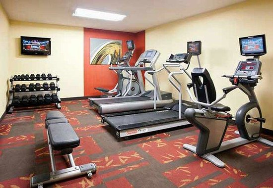 Courtyard by Marriott Los Angeles Torrance/Palos Verdes: Fitness Center