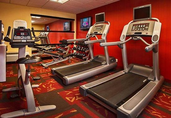 Courtyard by Marriott Manassas Battlefield Park: Fitness Center