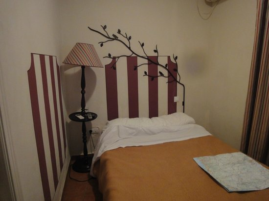 Callejon del Agua: bedroom