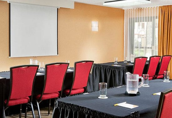 Courtyard by Marriott Irvine John Wayne Airport/Orange County: Meeting Room